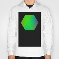 hexagon Hoodies featuring Hexagon? by FMC!