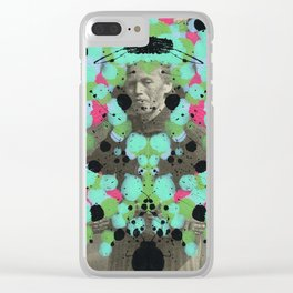 WorkingWoman Clear iPhone Case