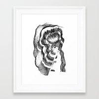 portal 2 Framed Art Prints featuring Portal 2 by JOSEPH KARWACKI