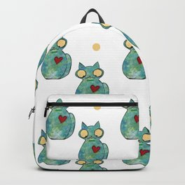 Zombie Cat Backpack