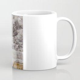 The Steps at Yellowstone Coffee Mug