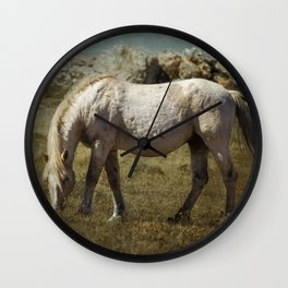 Cloud Wall Clock
