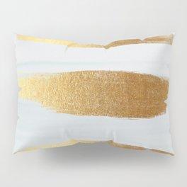 Golden sea Pillow Sham