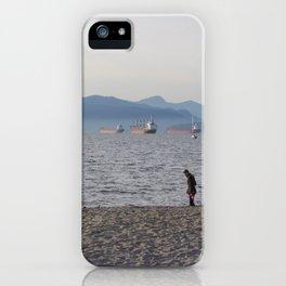 Kits Beach 1 iPhone Case