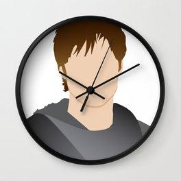 Arthur the Knight Wall Clock