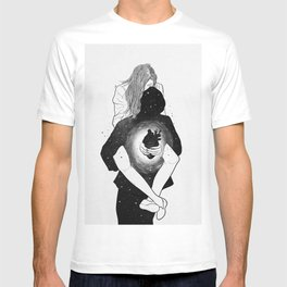 I owe your heart. T-shirt