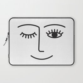 Wink Laptop Sleeve