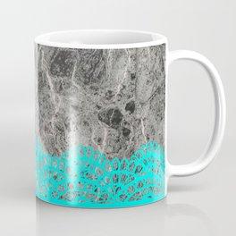 Greek murble lace Coffee Mug