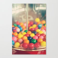 Bubble, bubble Canvas Print