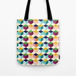 Cube #2 Tote Bag