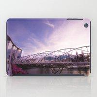 singapore iPad Cases featuring Singapore Skyline by Krishots Photography
