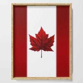 Canada Souvenirs Serving Tray
