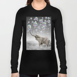 The Simple Things Are the Most Extraordinary (Elephant-Size Dreams) Long Sleeve T-shirt