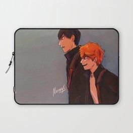 Karasuno's 9&10 Laptop Sleeve