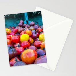 Heirloom Tomatoes V. 2.0 Stationery Cards