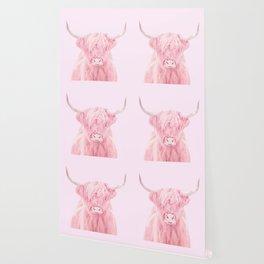 HIGHLAND COW Wallpaper