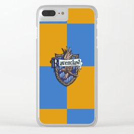 Ravenclaw Clear iPhone Case