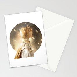 Golden King Stationery Cards