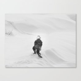 NOWHERE TO GO Canvas Print