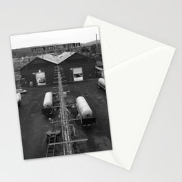 Steel Co. Stationery Cards