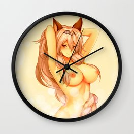 Granblue Fantasy Heles II Wall Clock