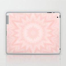 Pink starburst Laptop & iPad Skin
