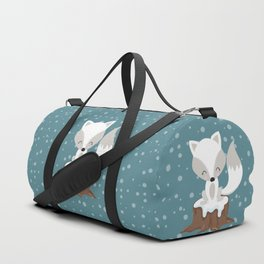 WINTERLAND FOX Duffle Bag