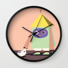 Partner Wall Clock