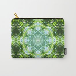 Kaleidoscope Park Carry-All Pouch