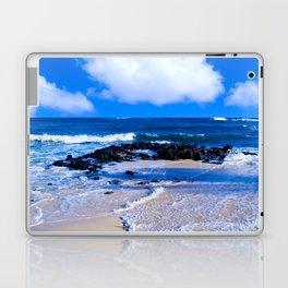 Hawaiian beach2 Laptop & iPad Skin