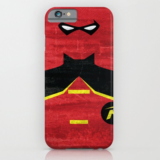 Boy Wonder iPhone & iPod Case