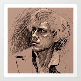 Enjolras Art Print