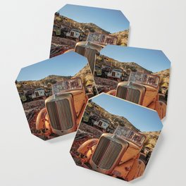 Jerome Arizona Old Trucks Coaster