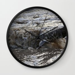 Flood Branch Wall Clock