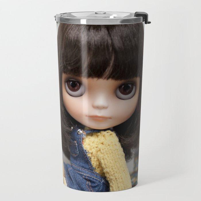 ERREGIRO CUSTOM BLYTHE DOLL Travel Mug