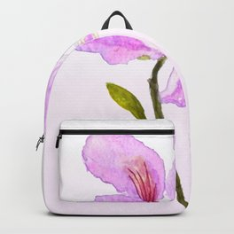purple Buahinia Backpack