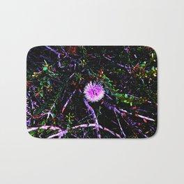 Purple Poof Bath Mat