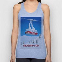Snowbird Ski Resort Unisex Tank Top