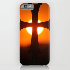 Sunset Cross iPhone 6 Slim Case