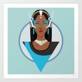 Symmetry, Balance Art Print