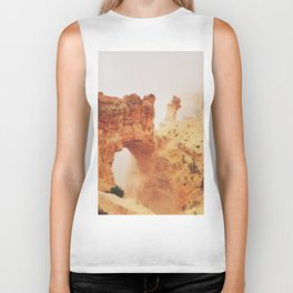 The Rocky Archway (Color) Biker Tank