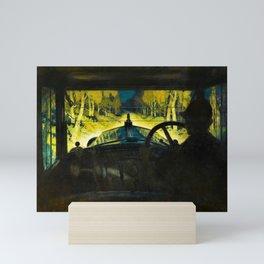 The Enchanted Road by Frank O Salisbury Mini Art Print