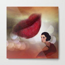 the kiss -2- Metal Print