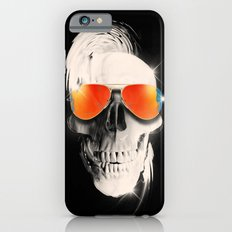 Summer Skull iPhone 6s Slim Case