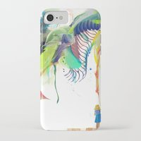 archan nair iPhone & iPod Cases featuring Azalia by Archan Nair