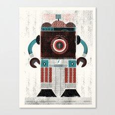 Always Watching // Big Brother Canvas Print