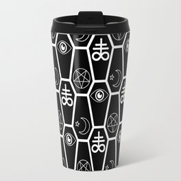 death and stuff Travel Mug