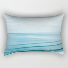 Pretty Waves Rectangular Pillow