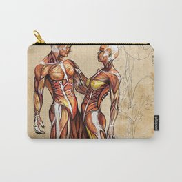 Our Bodies are One. Carry-All Pouch