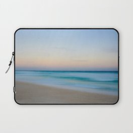 Caribbean sea. Cancun Laptop Sleeve